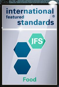 IFS International Featured Standards Logo